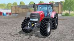 Case IH Puma 230 CVX wheels weights for Farming Simulator 2015