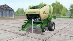 Krone Fortima V 1500 green for Farming Simulator 2017