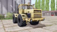 Kirovets K-700A dual wheels for Farming Simulator 2017