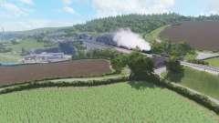 Shamrock Valley v1.2 for Farming Simulator 2017