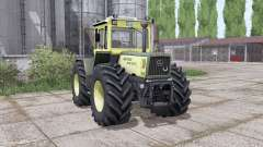 Mercedes-Benz Trac 1600 Turbo animation parts for Farming Simulator 2017