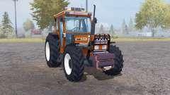 Fiatagri 90-90 DT front loader for Farming Simulator 2013