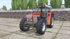 Zetor 12145 interactive control for Farming Simulator 2017