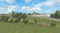 Southern Parish v3.2 for Farming Simulator 2017