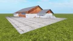 Cardboard factory v1.0.3 for Farming Simulator 2017
