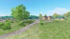 Smokedown Farm v2.1 for Farming Simulator 2015