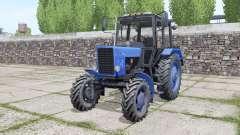 Belarus MTZ 80.1 interactive control for Farming Simulator 2017