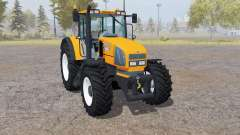 Renault Ares 610 RZ front loader for Farming Simulator 2013