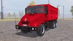 Tatra T163 Jamal 1999 v1.1 for Farming Simulator 2013