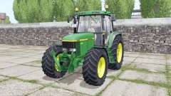 John Deere 6910 animation parts for Farming Simulator 2017