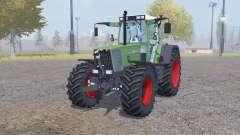 Fendt Favorit 818 twin wheels for Farming Simulator 2013