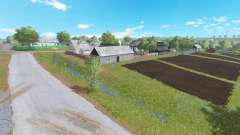 The village of Berry v1.4.2 for Farming Simulator 2017