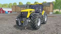 JCB Fastrac 8310 interactive control for Farming Simulator 2015
