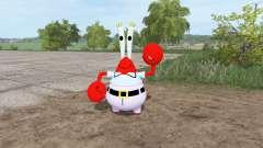 Eugene Harold Krabs for Farming Simulator 2017