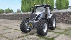 Valtra N134 Suomi 100 for Farming Simulator 2017
