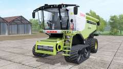 Claas Lexion 780 crawler for Farming Simulator 2017