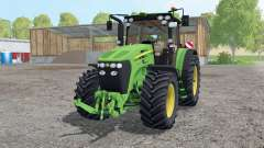 John Deere 7930 wheels weights for Farming Simulator 2015