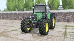 Fendt 820 Vario TMS choice wheels for Farming Simulator 2017