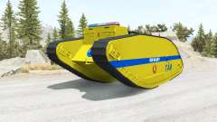 Mark IV skins pack for BeamNG Drive