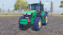 John Deere 7280R front weight for Farming Simulator 2013
