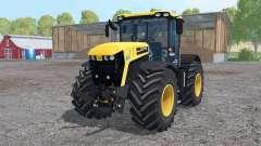 JCB Fastrac 4220 intеractive control for Farming Simulator 2015