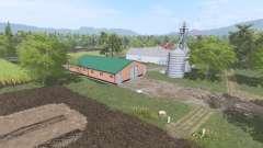 Rysiowice for Farming Simulator 2017