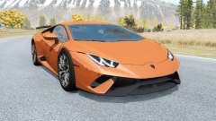 Lamborghini Huracan LP 640-4 Performante (LB724) for BeamNG Drive