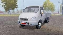 GAZ 3302 GAZelle 2003 v2.0 for Farming Simulator 2013