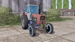 UMZ 6L grey red for Farming Simulator 2017