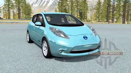 Nissan Leaf 2014 for BeamNG Drive