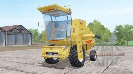 New Holland Clayson 8050 wheels selection for Farming Simulator 2017