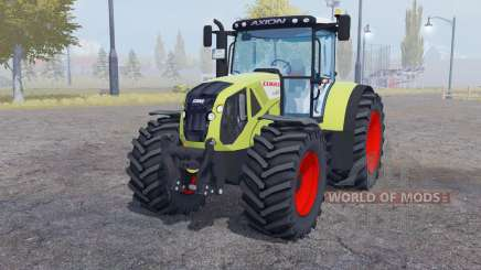 Claas Axion 950 2011 for Farming Simulator 2013