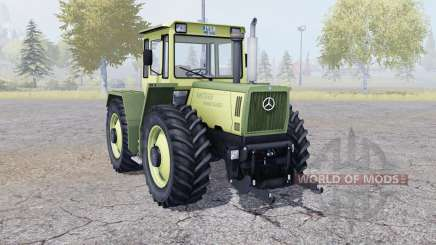 Mercedes-Benz Trac 1600 Turbo 1987 for Farming Simulator 2013