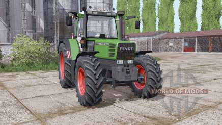 Fendt Favorit 512C Turbomatic pack for Farming Simulator 2017