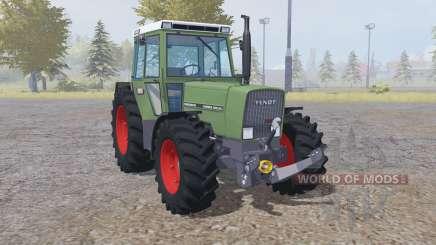 Fendt Farmer 309 LSA Turbomatik animation parts for Farming Simulator 2013