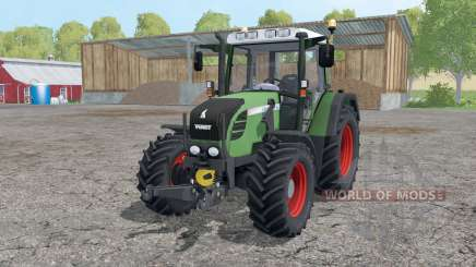 Fendt 312 Vario TMS loader mounting for Farming Simulator 2015