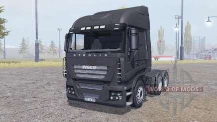 Iveco Stralis 6x4 for Farming Simulator 2013