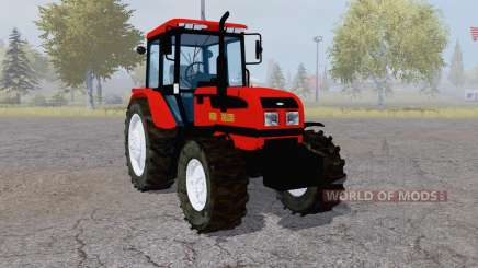 Belarus 1025.3 red for Farming Simulator 2013