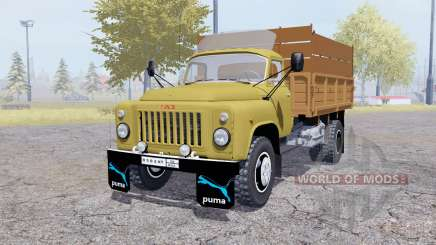GAS SAZ 3507 for Farming Simulator 2013