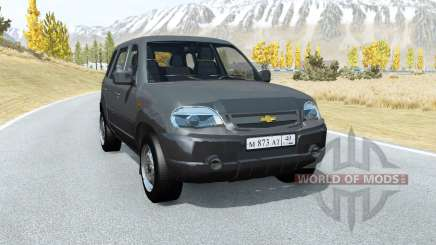 Chevrolet Niva for BeamNG Drive