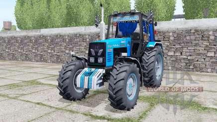 MTZ Belarus 1221.2 working mirrors for Farming Simulator 2017