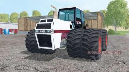 Case 4894 double wheels for Farming Simulator 2015