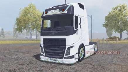 Volvo FH 750 Globetrotter XL cab 2014 for Farming Simulator 2013