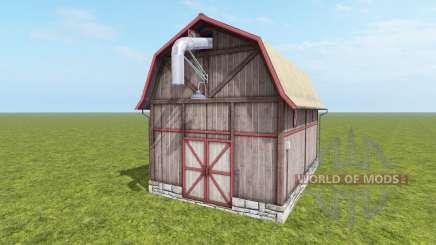 Special Storage Space for Farming Simulator 2017