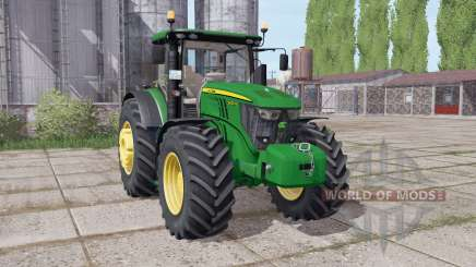 John Deere 6230R front weight for Farming Simulator 2017