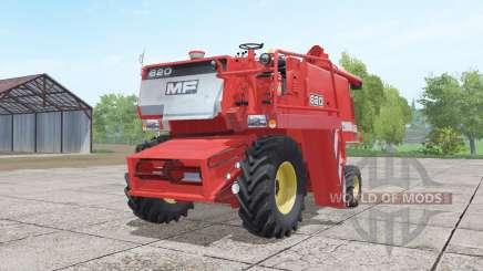Massey Ferguson 620 4x4 for Farming Simulator 2017