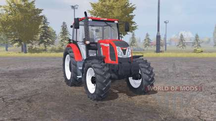Zetor Proxima 100 front loader for Farming Simulator 2013
