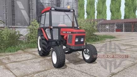Zetor 4320 for Farming Simulator 2017