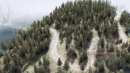 Snake road 2 for MudRunner