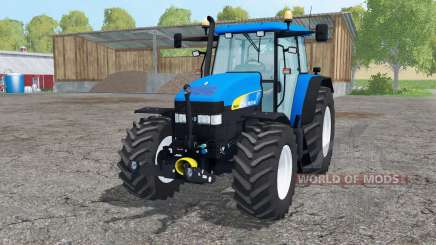 New Holland TM 175 animation parts for Farming Simulator 2015